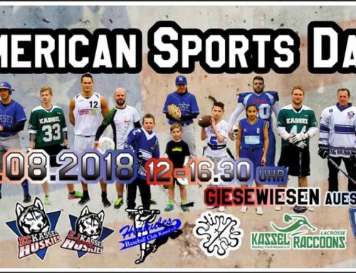 American Sports Day III (23.08.2018)