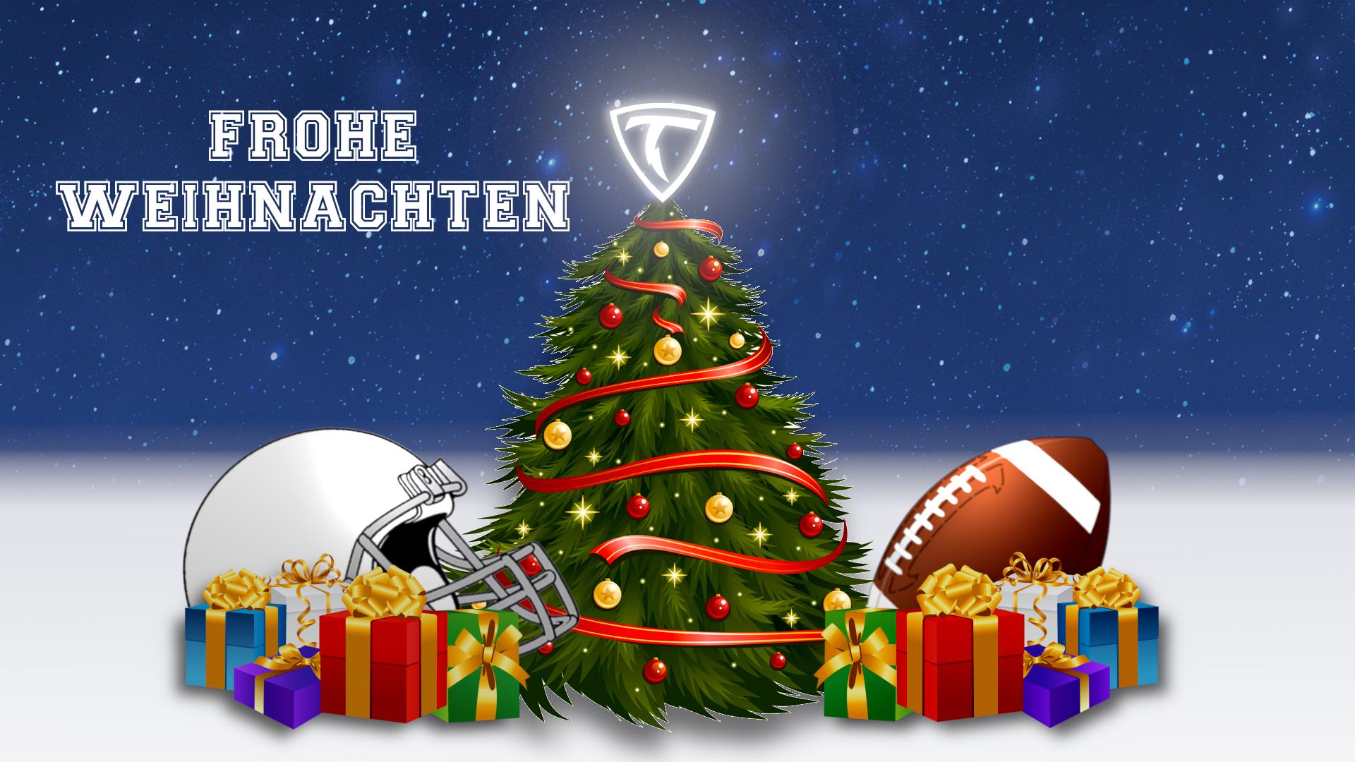 Frohe Weihnachten! Merry Christmas!