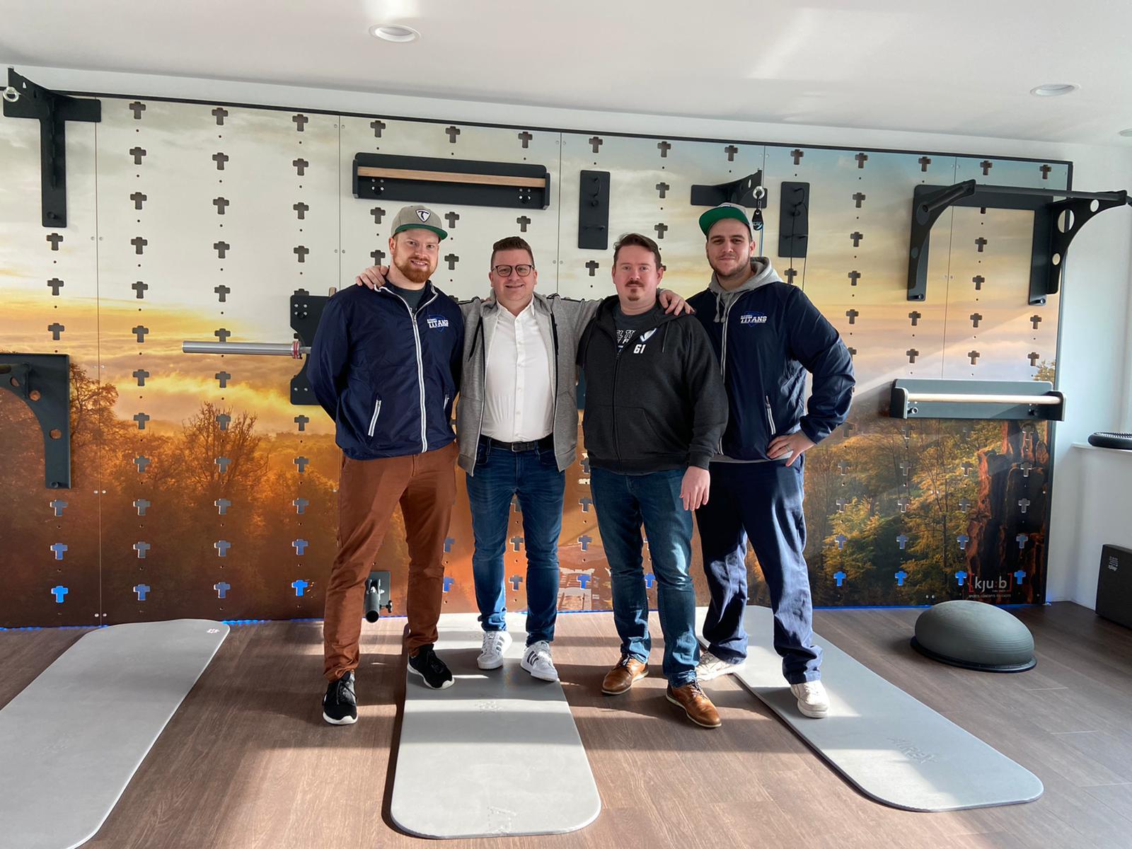 Zu Besuch im neuen Orthopädikum Kassel