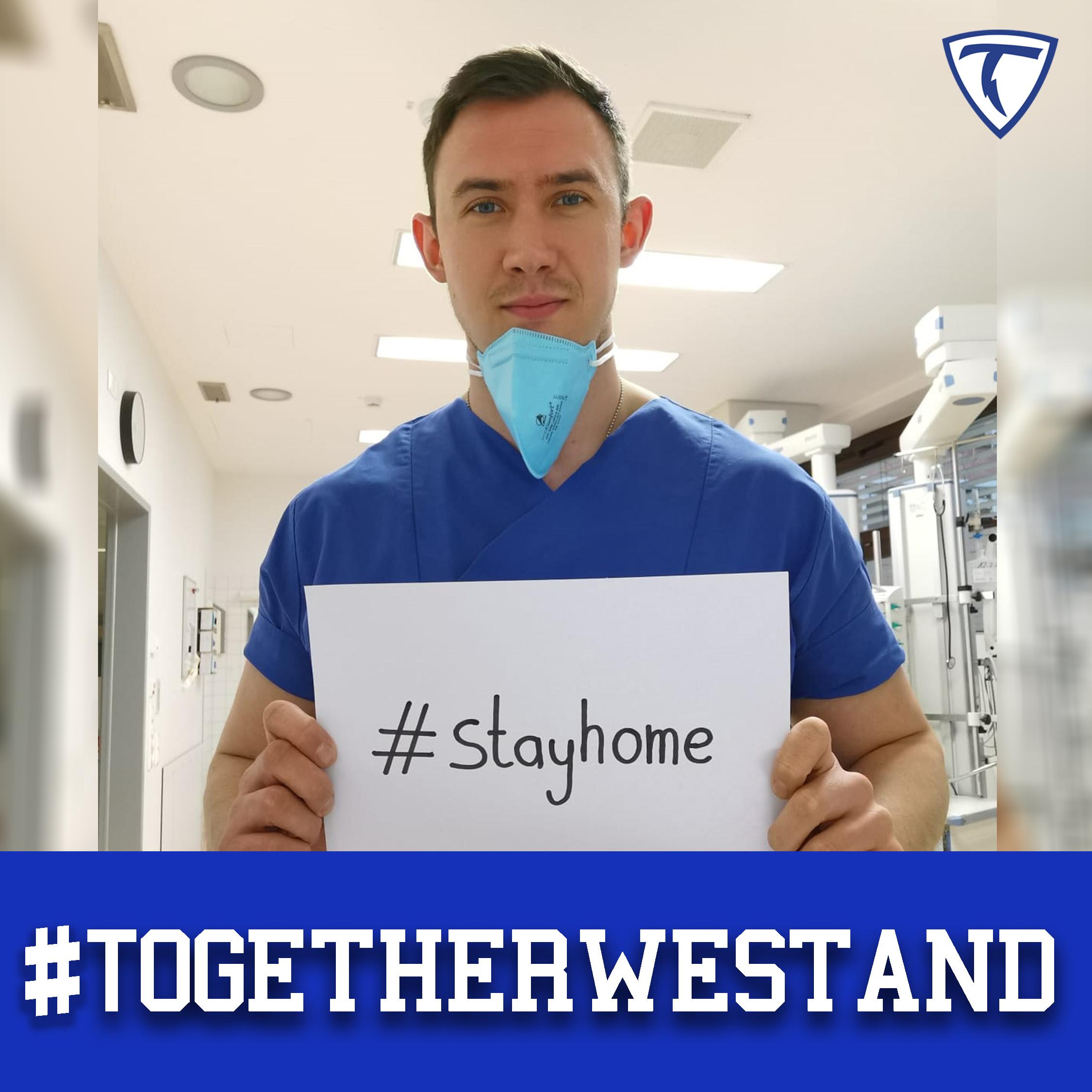 #STAYHOME, COVID-19