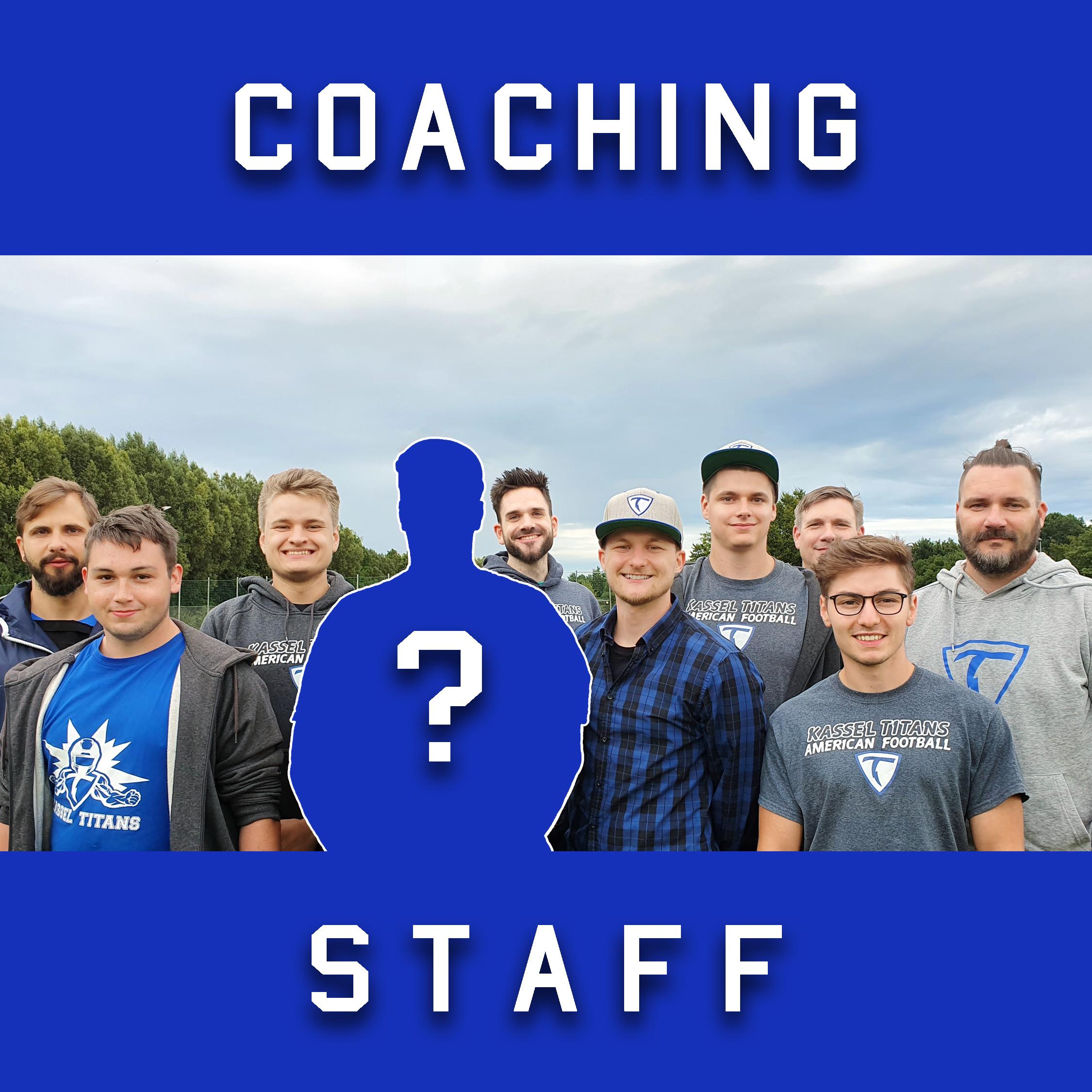 Coaches gesucht 🏈