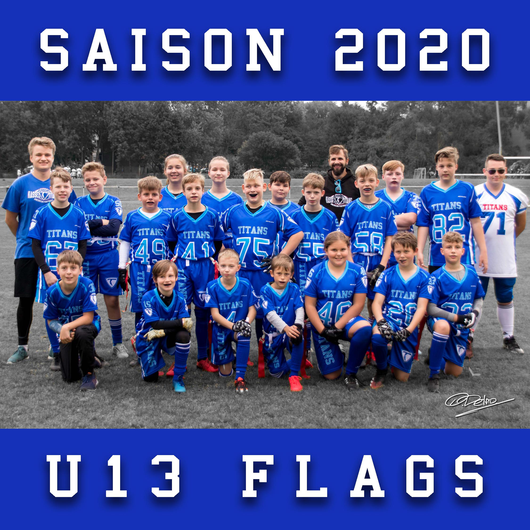 U13 Saisonbericht 2020