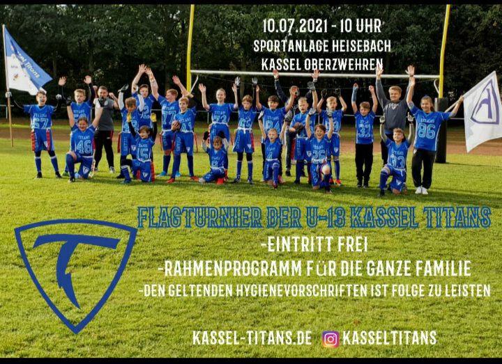 Lets fetz! U13 Flagfootballturnier